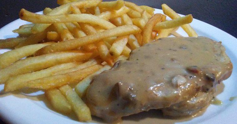 Pork Chop & Fries