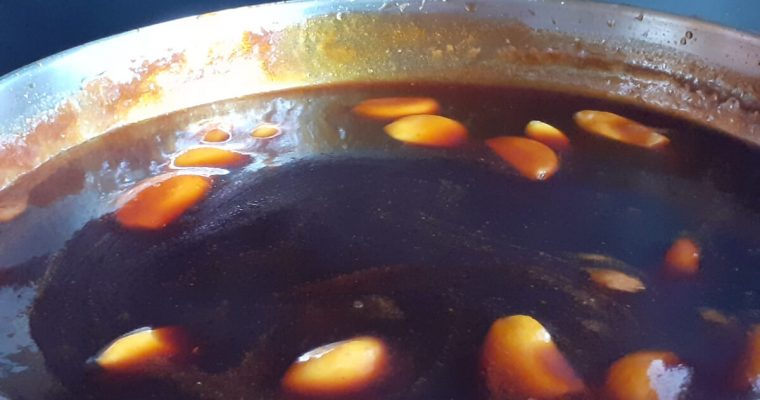 Honey and Garlic Sauce