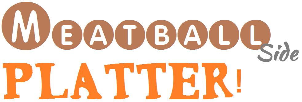Meatball Side Platter Logo