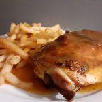 St Huberts Style Chicken