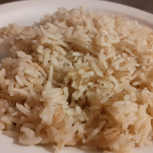 Dill Weed Rice