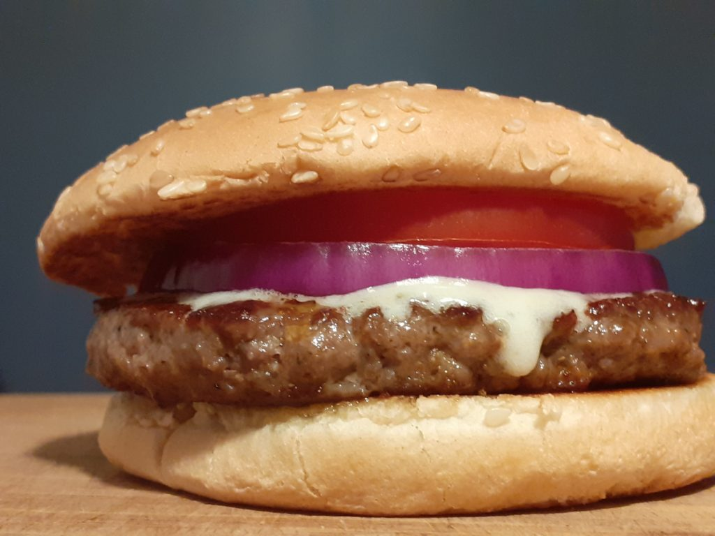 Donair Burger