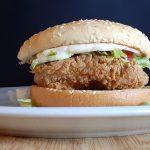 JFC Chicken Burger
