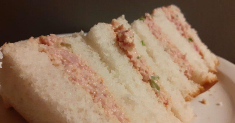 Canned Ham Sandwich