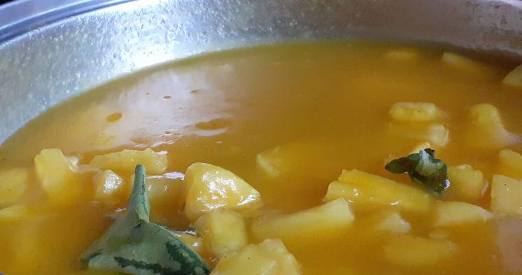 Sweet & Sour Pineapple Sauce