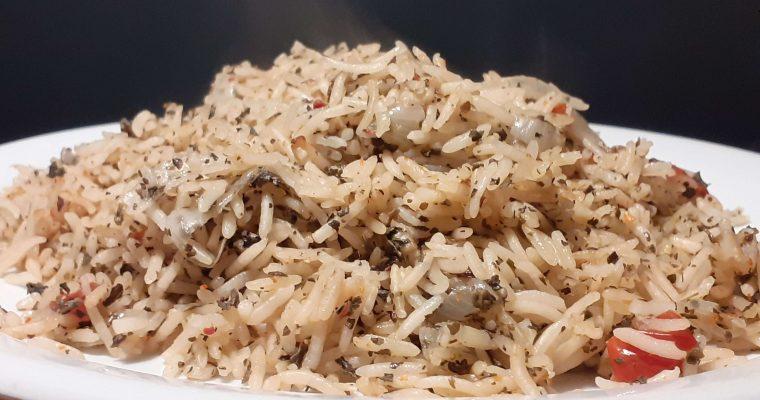Basil Rice