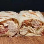 Chicken Bacon Ranch Wrap