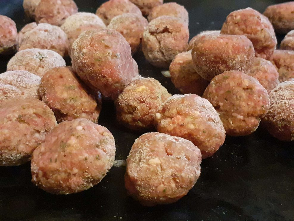 Soft Meatballs