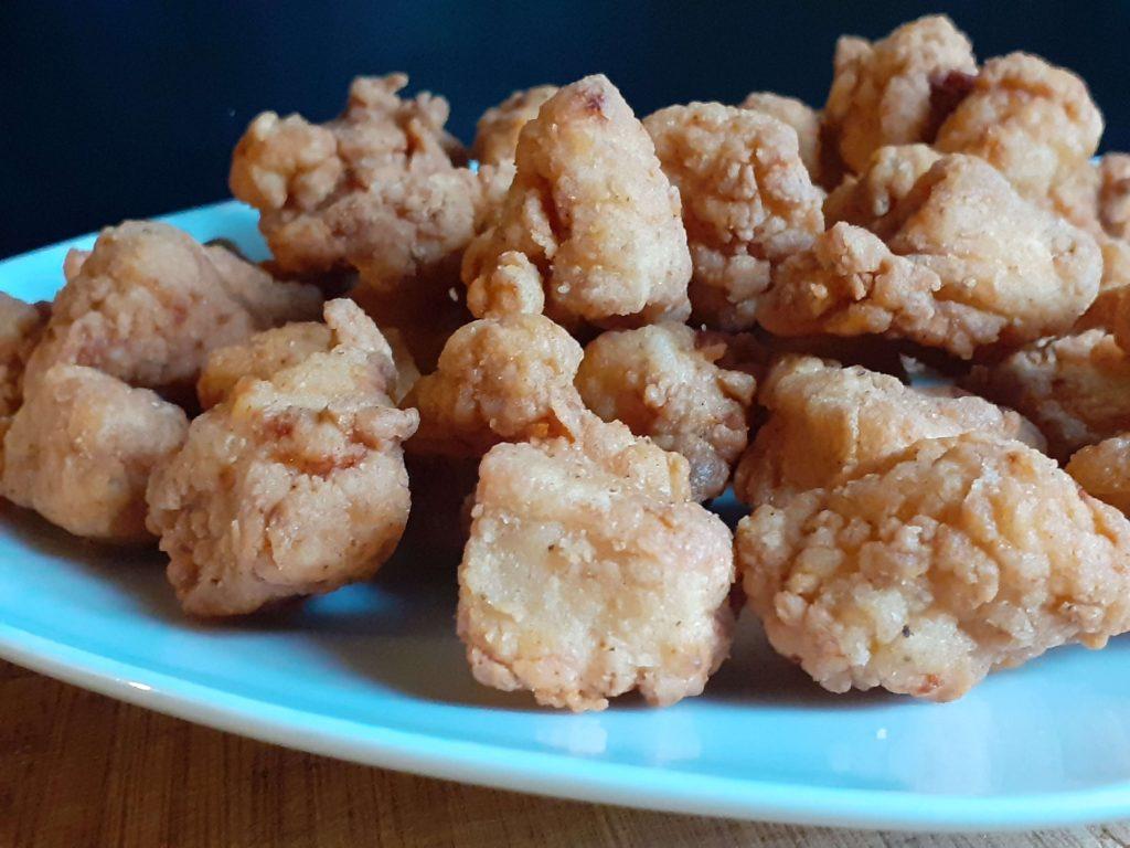 Frickin Good Popcorn Chicken
