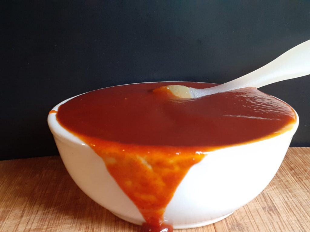 Base Pappy BBQ Sauce