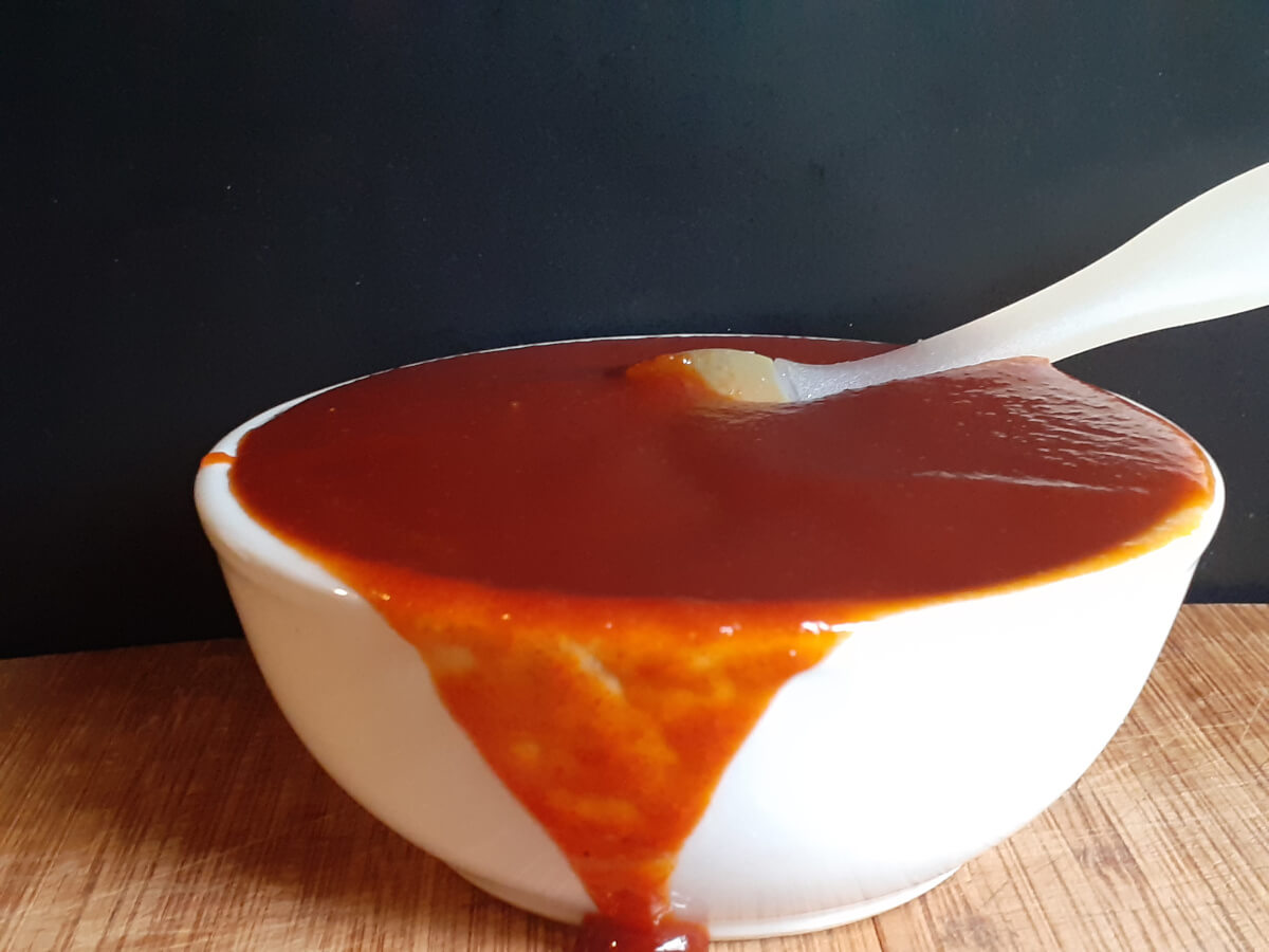 Pappy BBQ Sauce