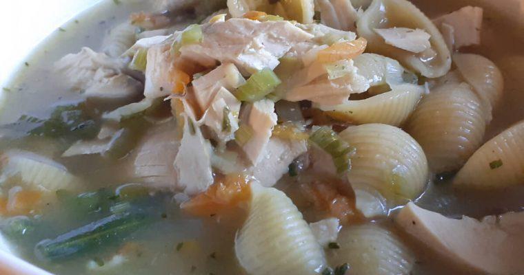 JAH Poultry Soup