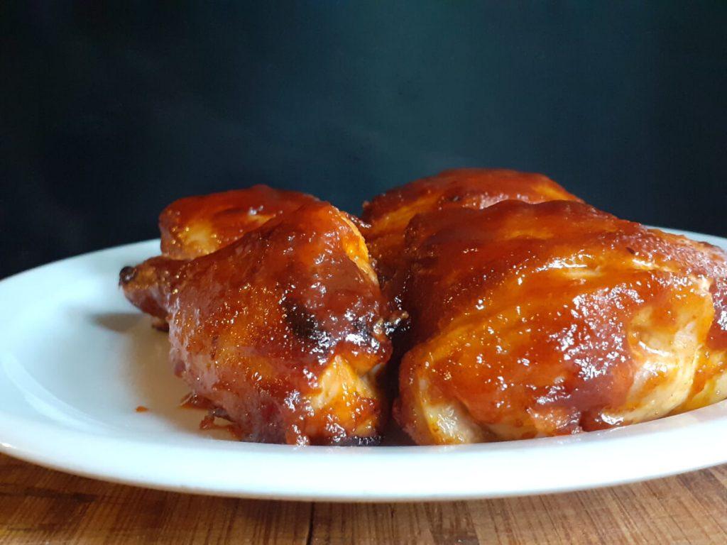 Pappy Honey BBQ Chicken