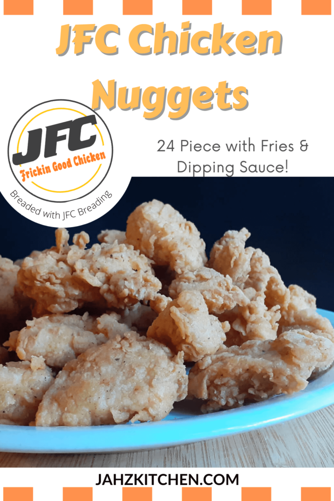 JFC Chicken Nuggets