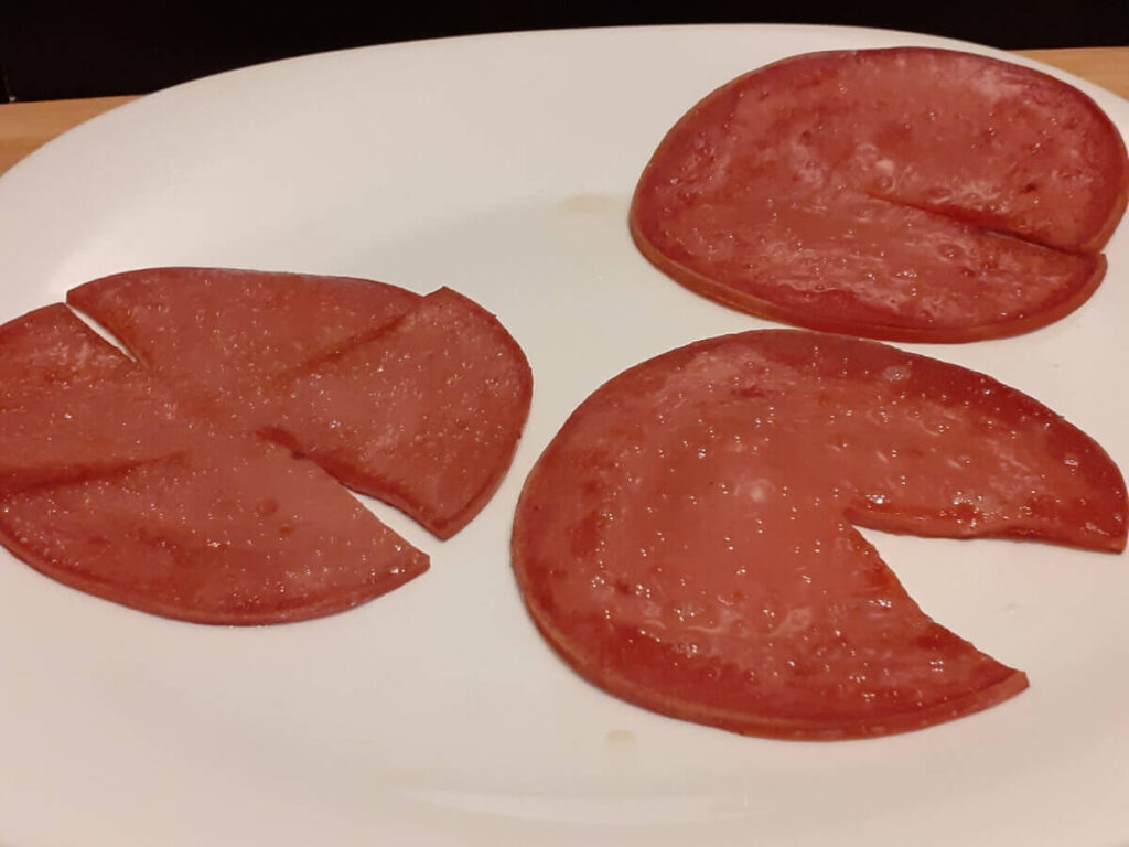 Sliced Bologna