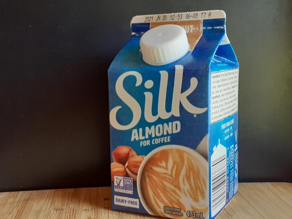Hazelnut Almond Milk