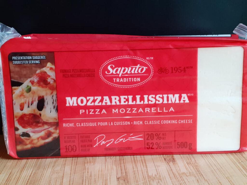 Saputos Mozzarella Cheese