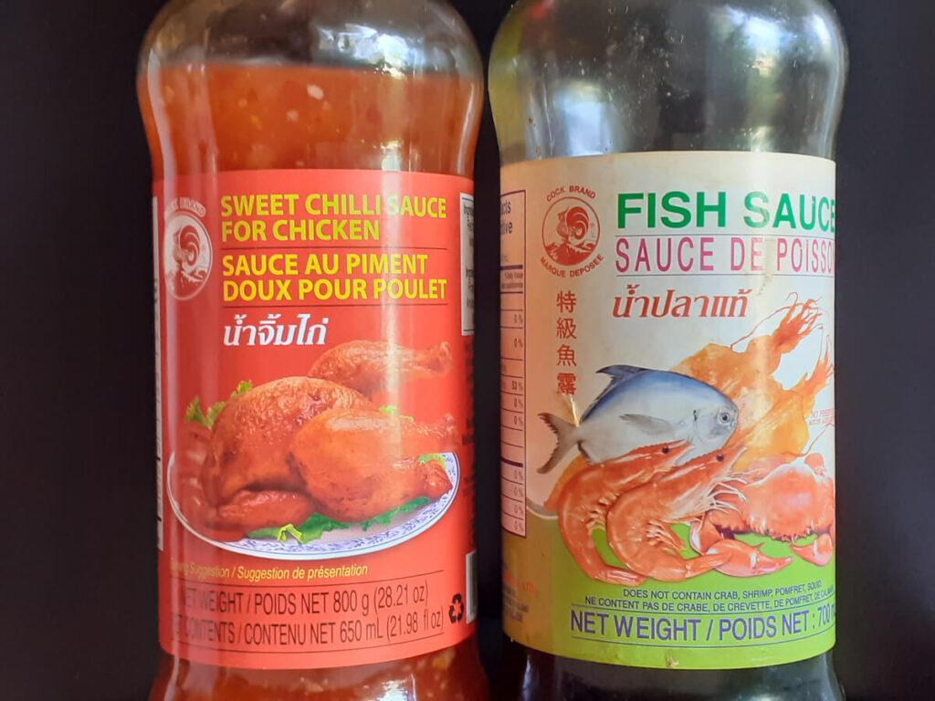 Sweet Thai Chili & Fish Sauce