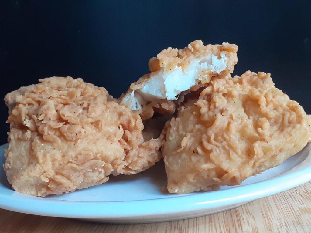 JFC Fried Haddock