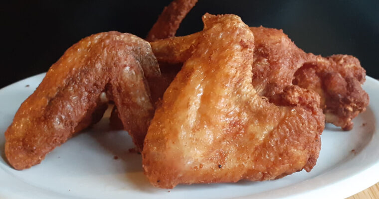 Rotisserie Seasoned Wings