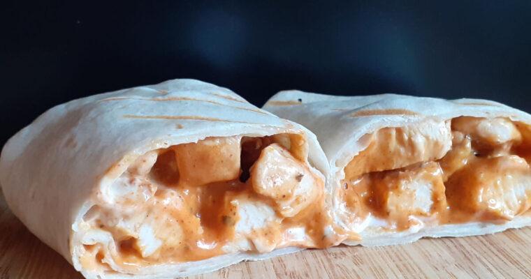 Chicken Chipotle Burrito