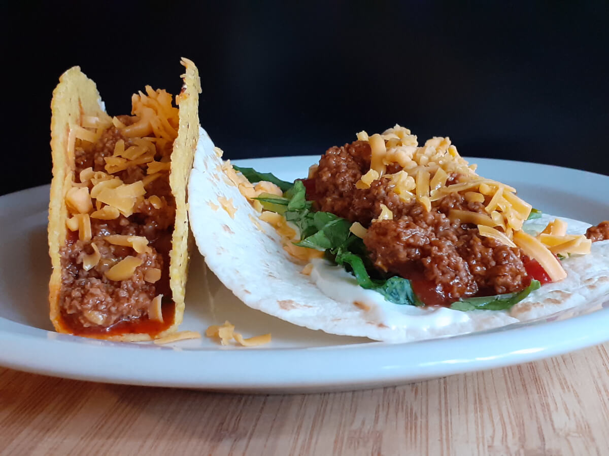 Taco Bell Style Tacos
